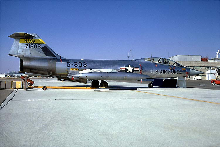 f 104 nasa dryden test fleet - photo #35