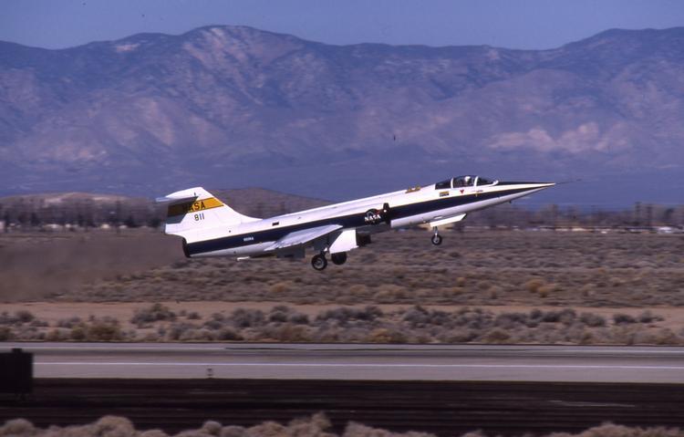nasa f-104a - photo #10